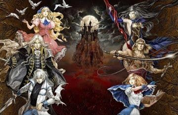 Listada Castlevania Anniversary Collection en un portal australiano 11