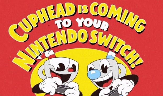 Cuphead llegará en abril a la Nintendo Switch