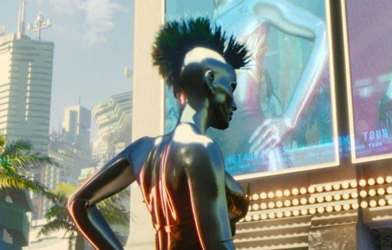 Solo ha hecho falta una demo para acusar de transfobia y racismo a Cyberpunk 2077 1