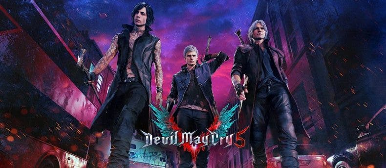Capcom revela las ventas de Devil May Cry 5 1