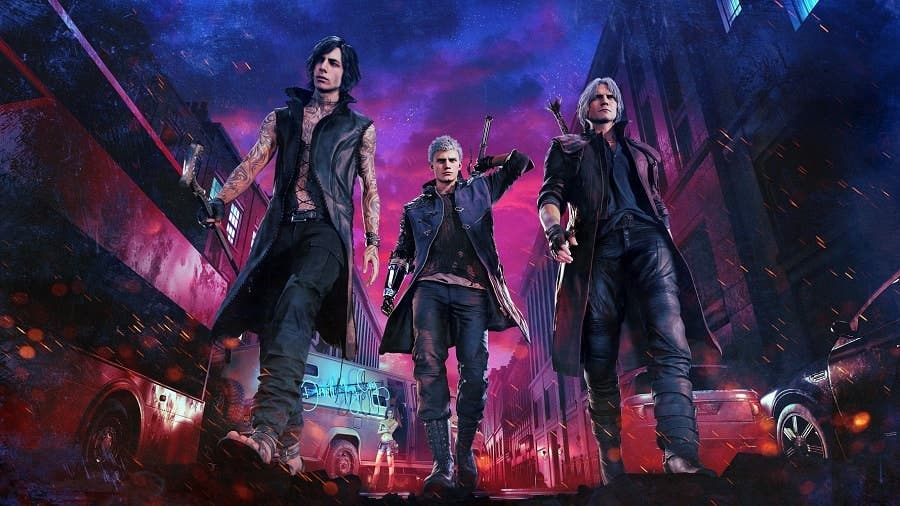 Análisis de Devil May Cry 5 - Xbox One 1
