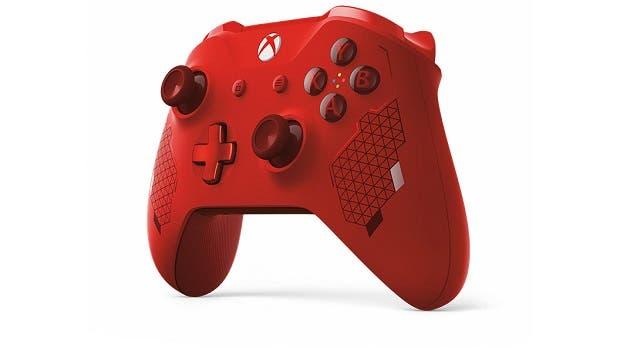 Disponible el nuevo mando inalámbrico de Xbox, Sport Red Special Edition 1