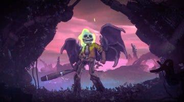 Así es RAD, lo nuevo de los creadores de Brütal Legend que llega a Xbox One 13