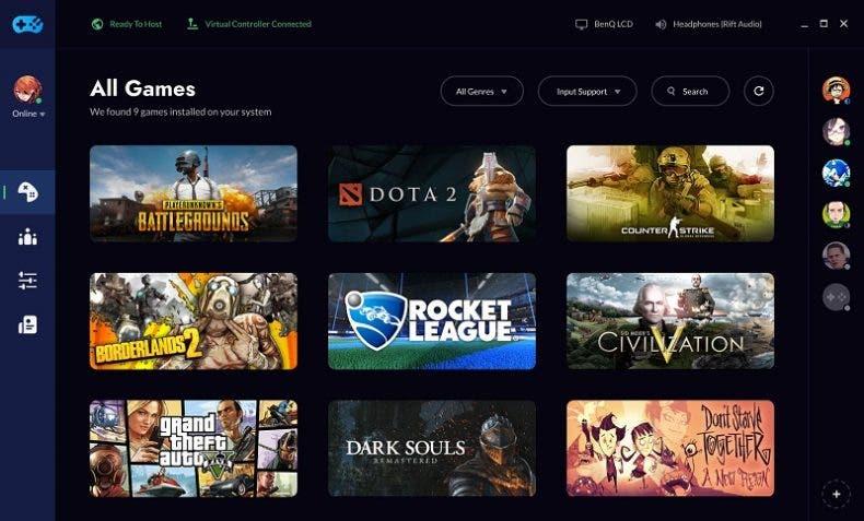 La beta privada de Rainway, el servicio de streaming de PC a Xbox, está en marcha 1