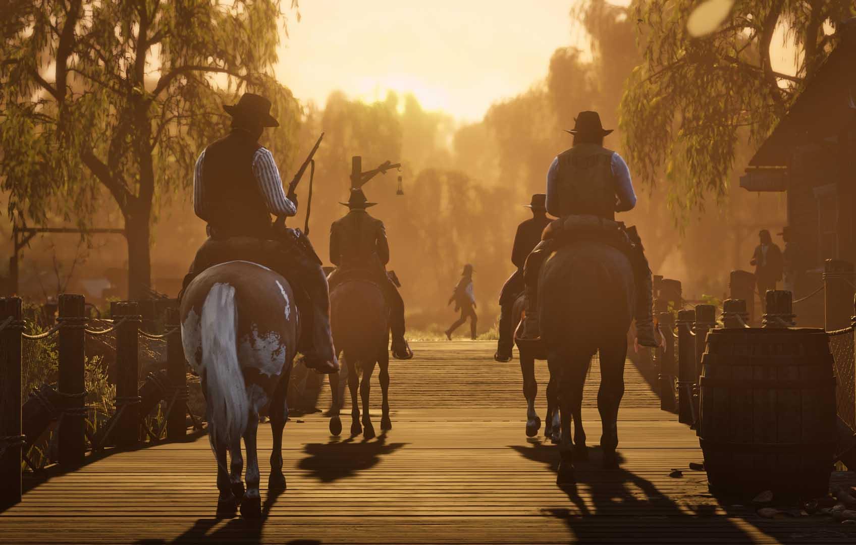 Red Dead Online está rindiendo mejor que GTA Online según Take Two 2