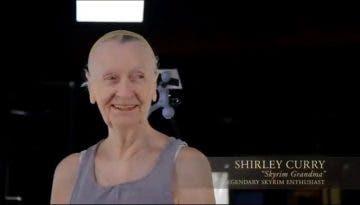 Shirley Curry será un NPC en The Elder Scrolls VI 5