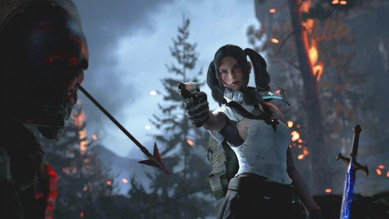 Bright Memory: Infinite, juego de acción futurista, anunciado para Xbox One 1