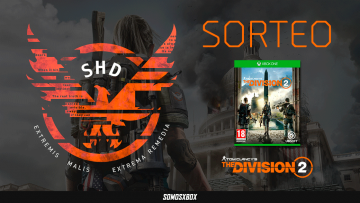 Sorteamos un The Division 2 para Xbox One 7