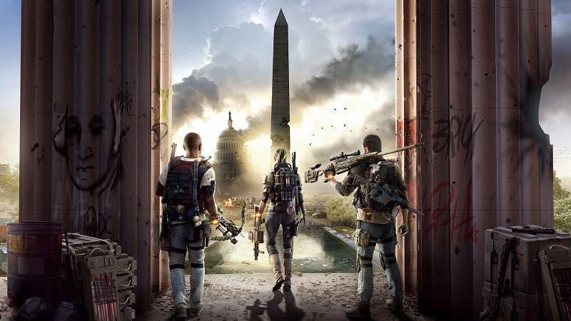 The division 2 recibirá soporte para 4K/60 fps en Xbox Series X la semana que viene