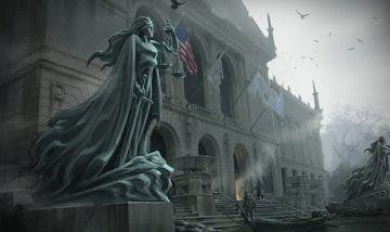 El lanzamiento del lovecraftiano The Sinking City se retrasa hasta junio 11