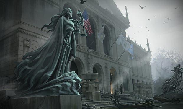 El lanzamiento del lovecraftiano The Sinking City se retrasa hasta junio 1