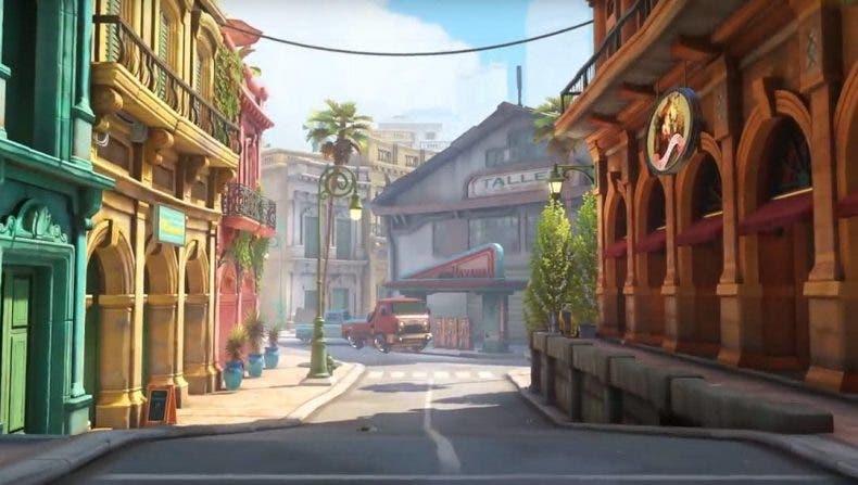La Habana es el nuevo mapa de Overwatch 1