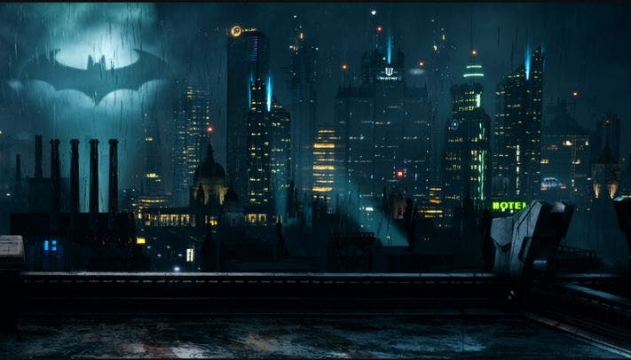 Nuevas informaciones ahondan en las dimensiones del mapa del próximo juego de Batman 10