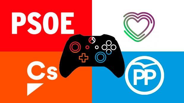 ¿Cómo afectará a la industria del videojuego el resultado de las elecciones españolas? 1