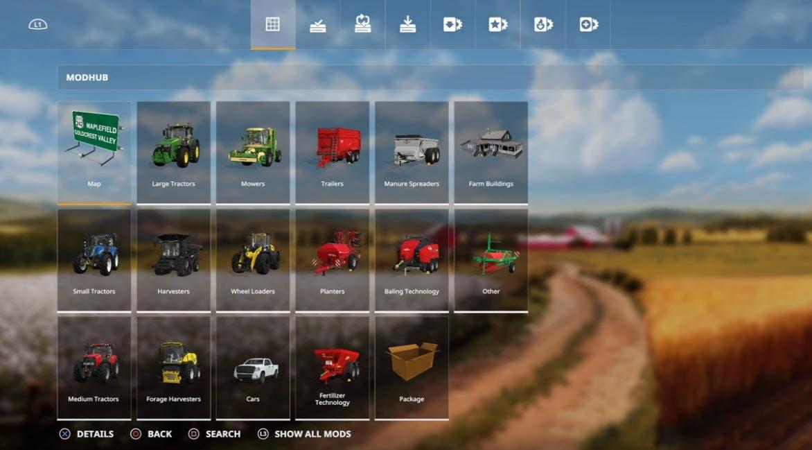 El soporte para teclado y ratón podría llegar vía mod a Farming Simulator 19 2