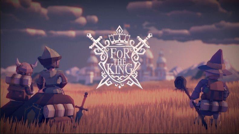 Ya disponible For The King para Xbox One, incluido de lanzamiento en Xbox Game Pass 1