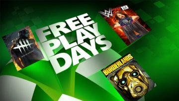 Juega gratis a Borderlands Handsome Collection, WWE 2K19 y Dead by Daylight con los Free Play Days este fin de semana 1