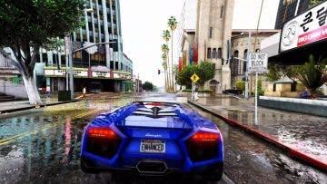 Un fan de Rockstar se propone conducir en GTA V hasta que salga GTA VI 21
