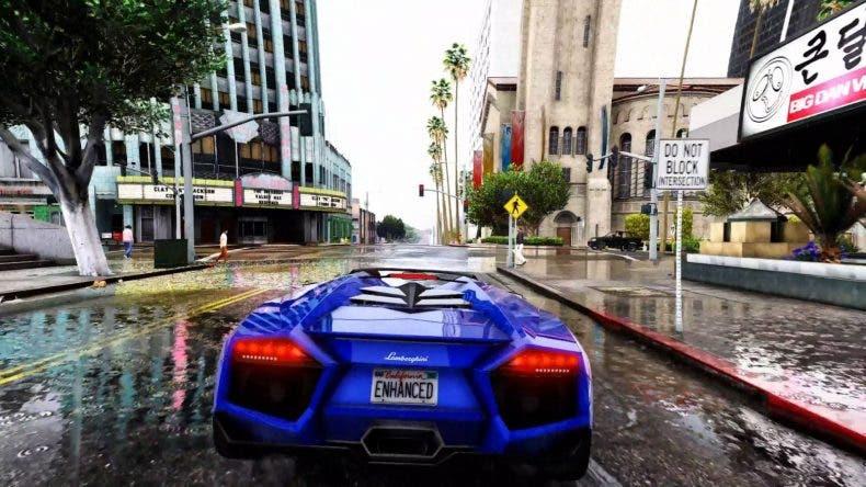 Un fan de Rockstar se propone conducir en GTA V hasta que salga GTA VI 1