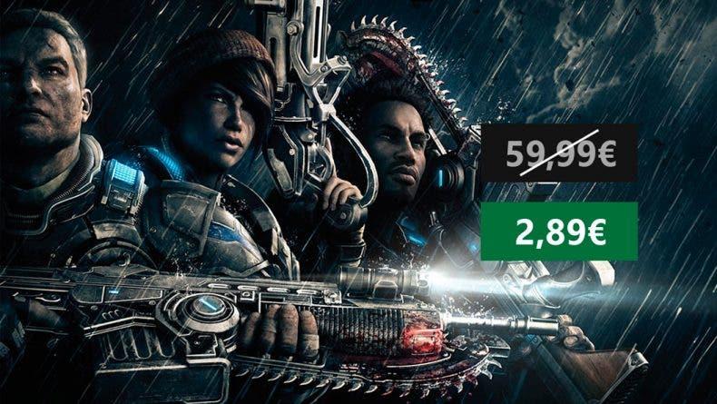 Hazte con Gears of War 4 por un precio minúsculo y disfrútalo en Xbox One y Windows 10 1