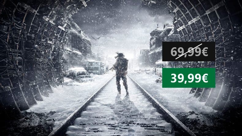 Consigue Metro Exodus con Metro 2033 de regalo con un importante descuento 1