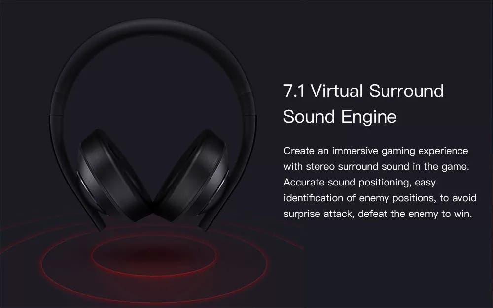 Análisis de los Xiaomi Mi Gaming Headset 2