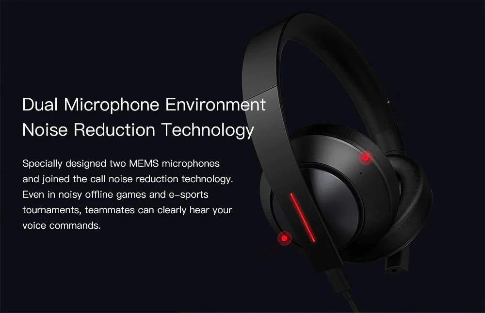 Análisis de los Xiaomi Mi Gaming Headset 3