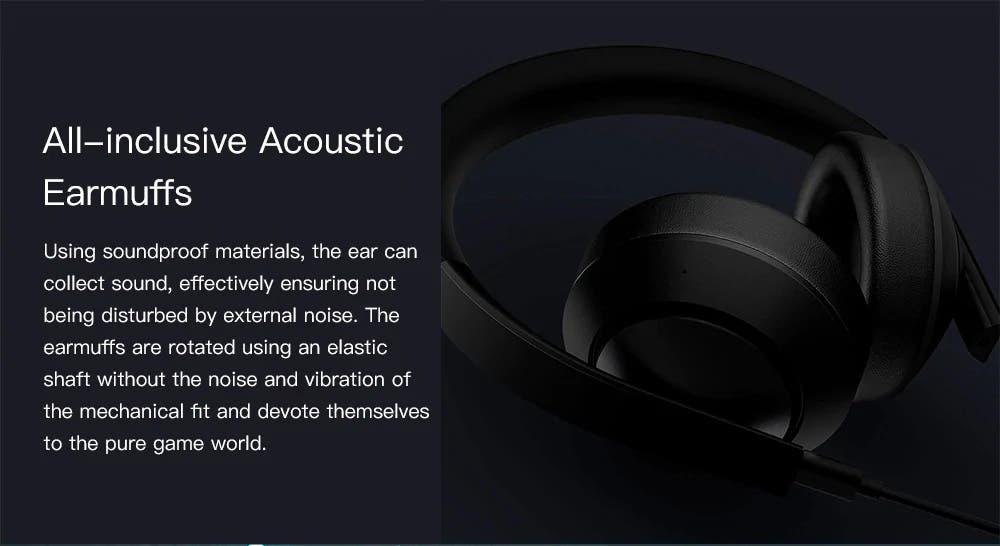 Análisis de los Xiaomi Mi Gaming Headset 4
