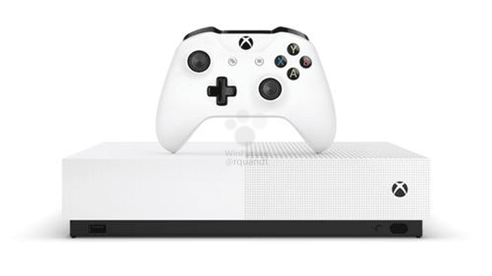 Las ventas de Xbox One S All-Digital Edition se disparan en el Black Friday de Media Markt 1