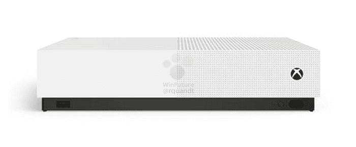 Se descubre la Xbox One S All Digital Edition, su lanzamiento, precio y bundle 2