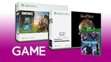 Consigue una Xbox One S con Crackdown 3 desde un precio muy reducido en GAME 4