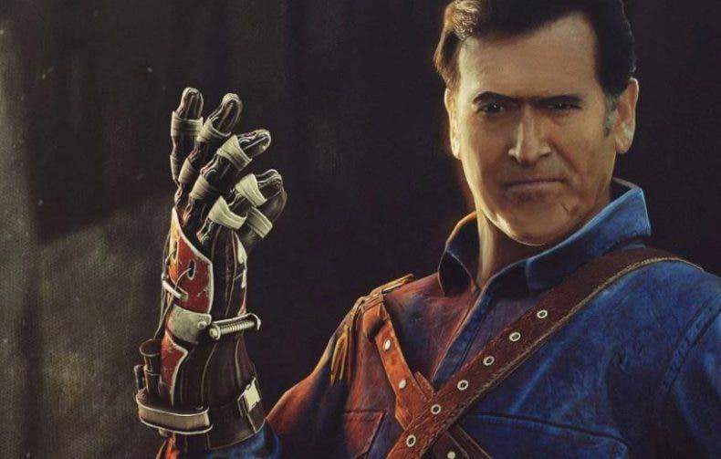 El actor de Ash Williams vuelve a frenar las esperanzas de verlo en Mortal Kombat 11 1