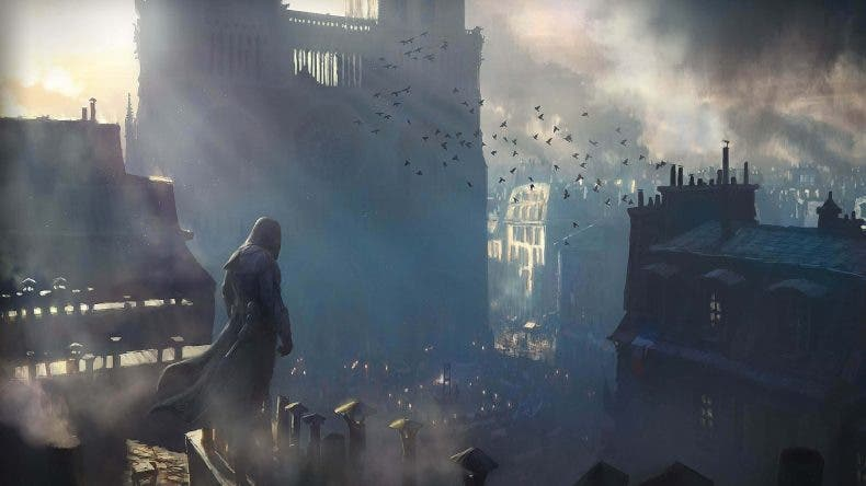 Assassin's Creed Unity recibe muchas críticas positivas 1