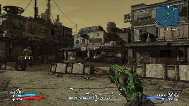 Análisis de Borderlands: Edición Juego del Año – Xbox One 3