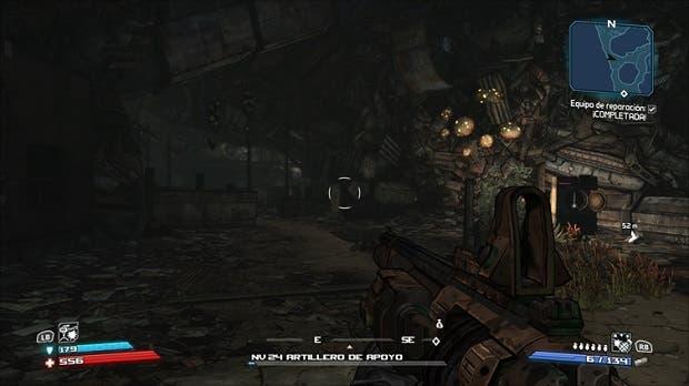 Análisis de Borderlands: Edición Juego del Año – Xbox One 4