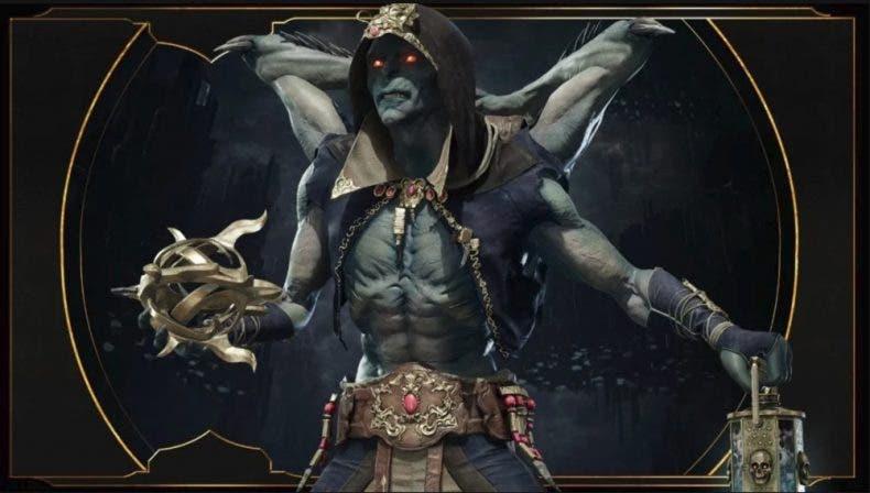 Anunciado Kollector, nuevo personaje de Mortal Kombat 11 1