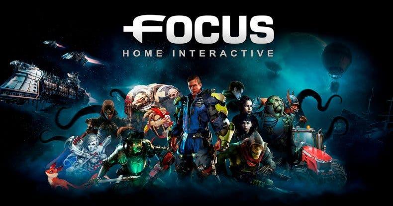 Focus Home Interactive celebra el éxito de sus juegos 1