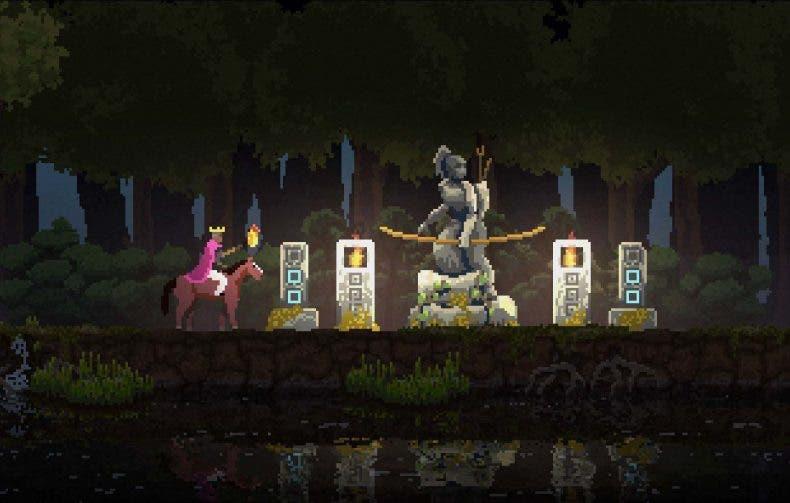 El juego de terror con estética retro Kingdom of Night llegará a Xbox One 1