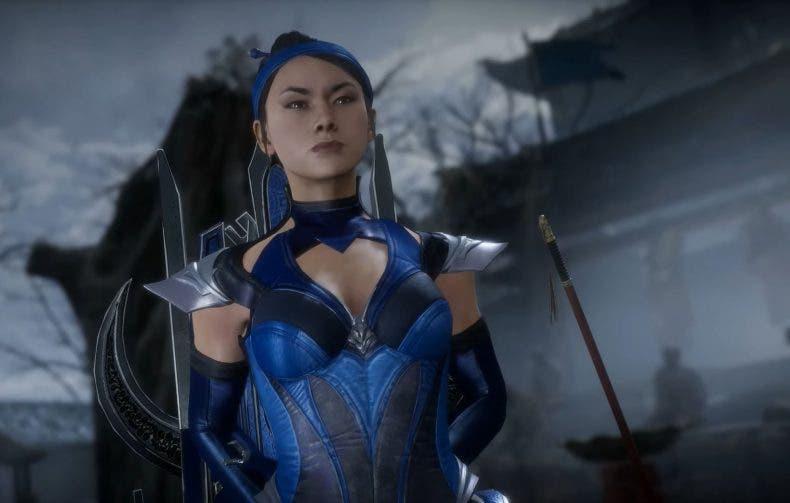 Mortal Kombat 11 muestra a Kitana en acción en su nuevo gameplay 1