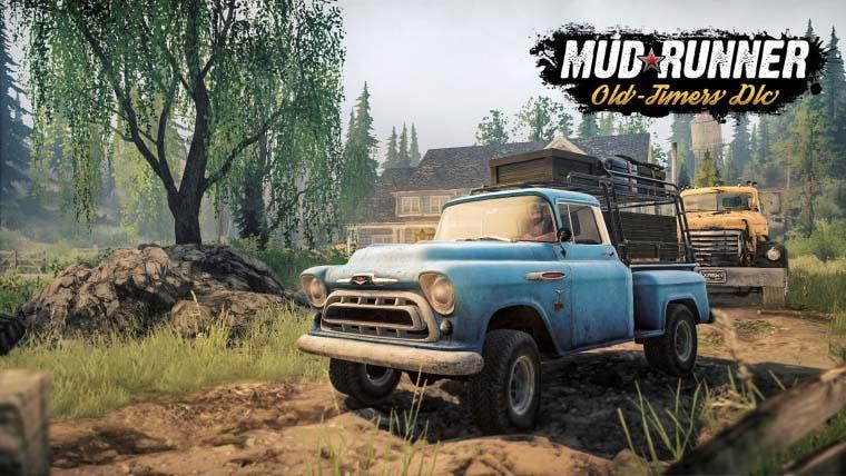 Spintires: Mudrunner confirma un DLC gratis para llegar este mes con un nuevo mapa y vehículos 2