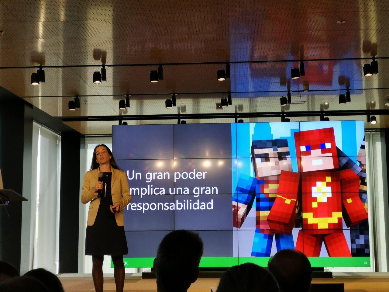 Los videojuegos son universales, y Microsoft es la única que mira al futuro 5