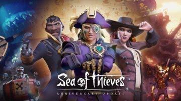 sea of thieves annyversary update