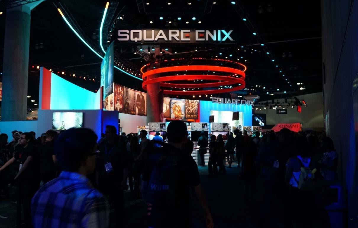 Square Enix revelará nuevos juegos este verano 2
