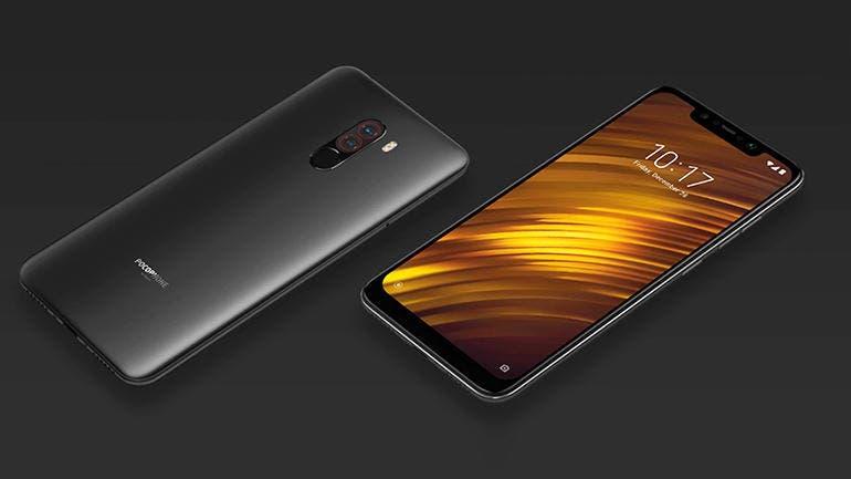Nuevas ofertas en móviles con cupones: Xiaomi Pocophone F1, Mi A2, OnePlus 6T, Nokia X6 y más 1
