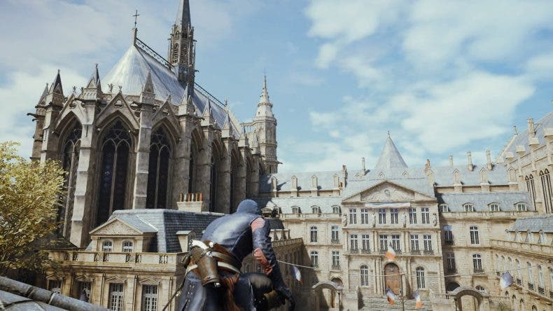 Assassin's Creed Unity sorprende a Digital Foundry con sus 60 FPS en Xbox Series X