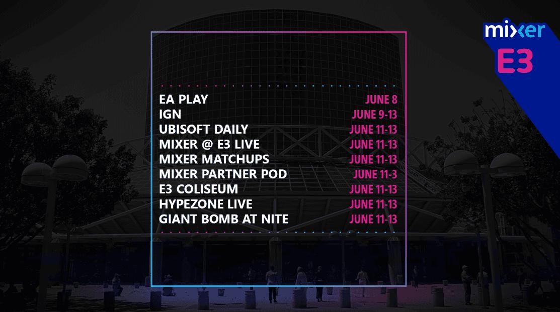 ¿Dónde ver el E3 2019 en directo el próximo día 9 de junio? 1