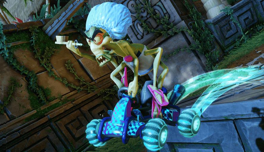 Nuevos detalles de Crash Team Racing Nitro Fueled 2