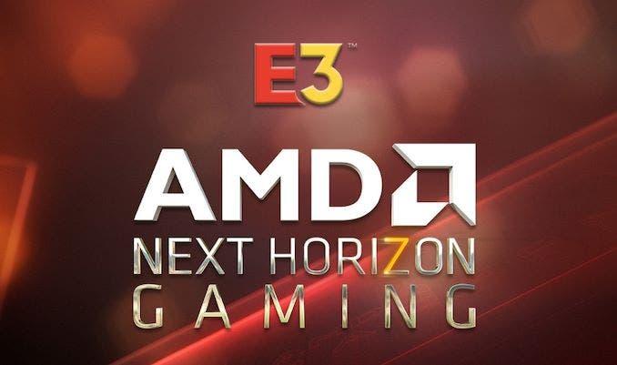 AMD concreta su conferencia del E3 2019 para descubrir el 'próximo horizonte del gaming' 1