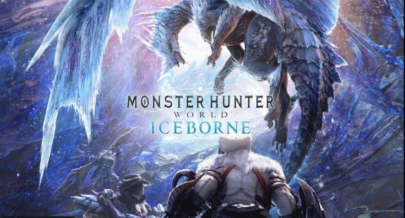 Trailer de Iceborn, la nueva expansión de Monster Hunter World 1