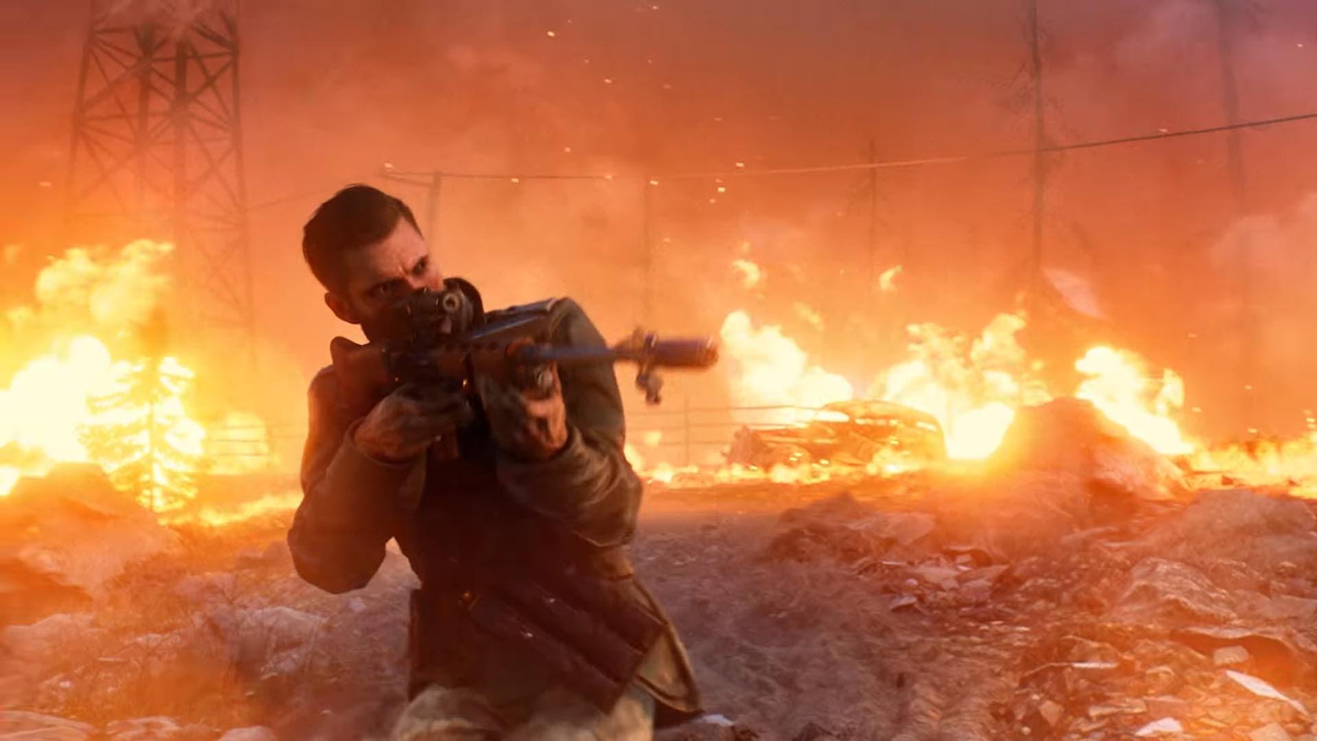 La actualización 4.4 de Battlefield V incluye importantes novedades 5
